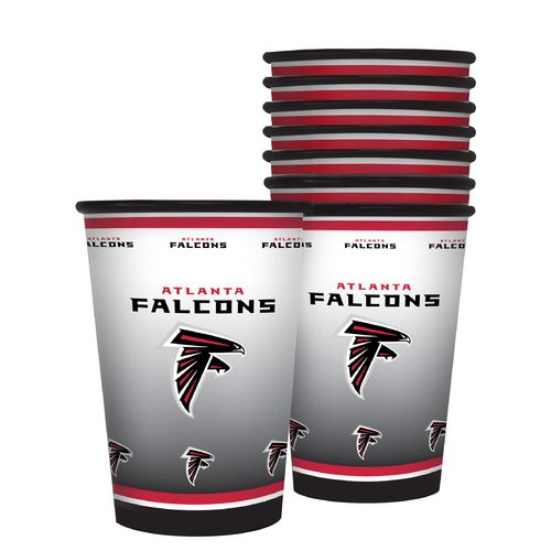 Boelter Brands Atlanta Falcons 20 oz. Souvenir Cups 8-Pack