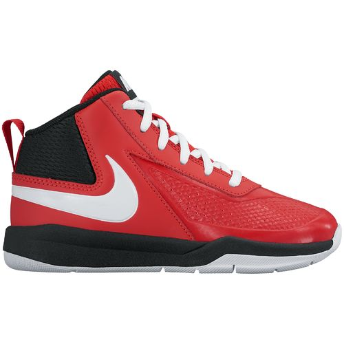 Nike Boys' Team Hustle D7 Basketball Shoes