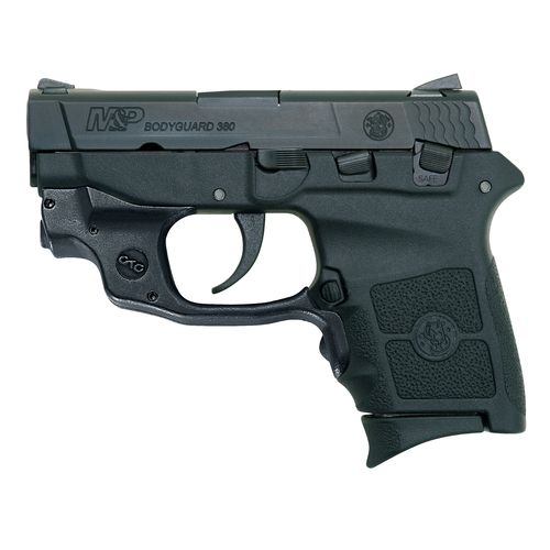 Display product reviews for Smith & Wesson M&P Bodyguard 380 Crimson Trace Green Laserguard .380 Pistol