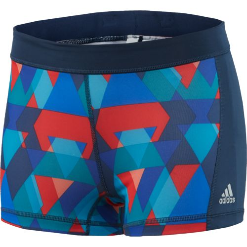 adidas™ Women's techfit Boost Print Short Tight