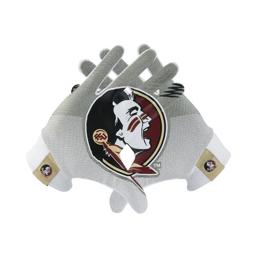 Nike Adults' Florida State University Stadium Football Gloves