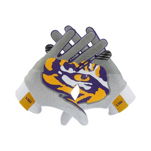 Nike Adults' Louisiana State University Stadium Football Gloves