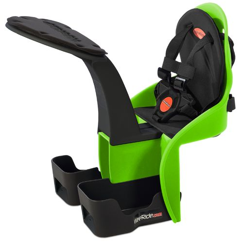 Display product reviews for WeeRide Kangaroo Center-Mounted Bicycle Child Carrier