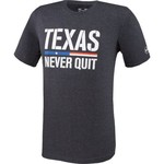 Under Armour® Men's LSF Texas Never Quit T-shirt