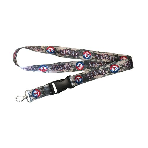 Pro Specialties Group Texas Rangers Lanyard