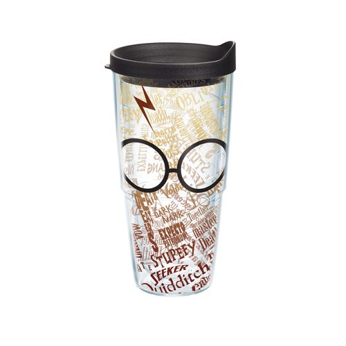Tervis Harry Potter™ Glasses and Scar 24 oz. Tumbler with Lid