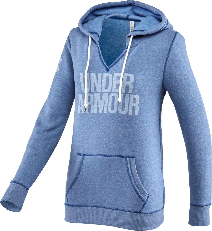 Under Armour™ Women's Favorite Fleece Popover Hoodie