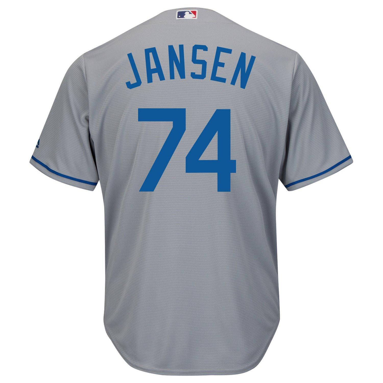Majestic Men's Los Angeles Dodgers Kenley Jansen #74