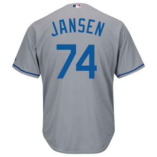 Majestic Men's Los Angeles Dodgers Kenley Jansen #74 Cool Base Replica Jersey