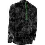 Huk Men's Kryptek Performance Raglan Long Sleeve Shirt - view number 2