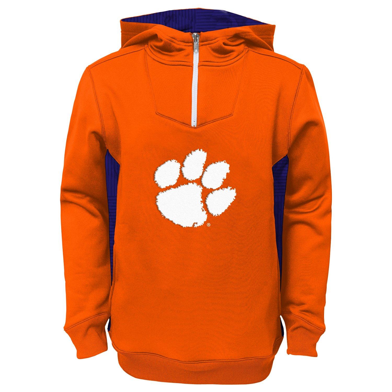 NCAA Kids' Clemson University Pullover Hoodie