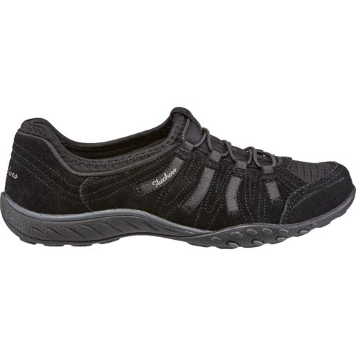 SKECHERS Women's Relaxed Fit Breathe Easy Big Bucks Shoes