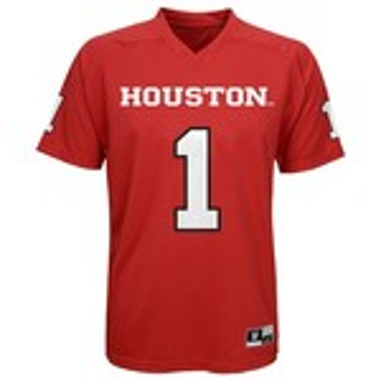 Gen2 Boys' University of Houston Player #1 Performance T-shirt