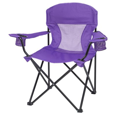 Display product reviews for Academy Sports + Outdoors Oversize Mesh Logo Chair