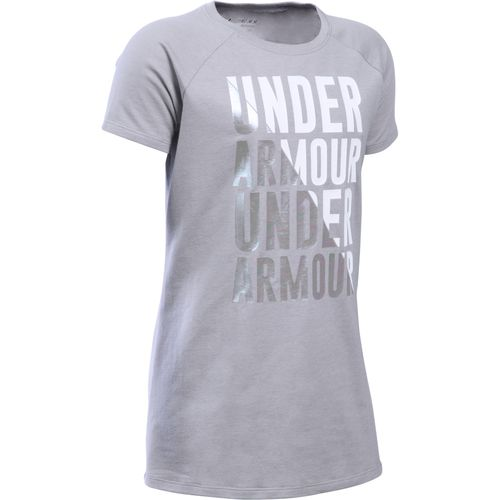Under Armour® Girls' Favorite Short Sleeve T-shirt