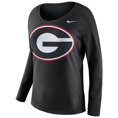 Nike Women's University of Georgia Tailgate T-shirt