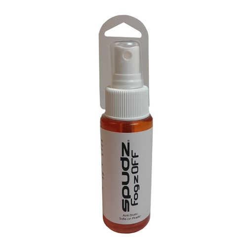 Display product reviews for Spudz Fogz Off 2 oz. Antifog Solution