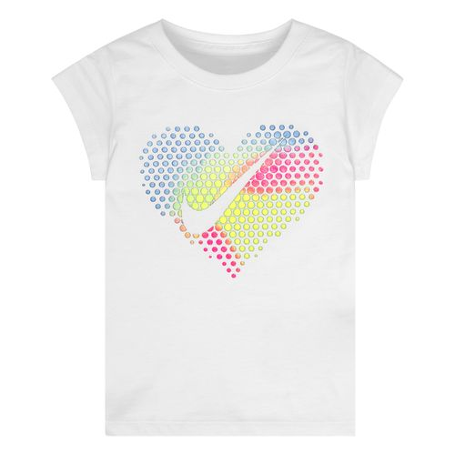 Nike Girls' Pop Heart T-shirt