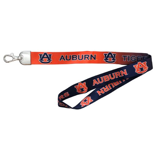 NCAA Auburn University Ombré Lanyard - view number 1