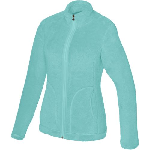 Display product reviews for Magellan Outdoors Women's Teddy Bear Fleece Full Zip Jacket