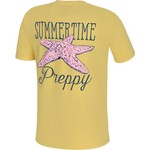 Royce Juniors' Southern Sass Summertime Preppy T-shirt