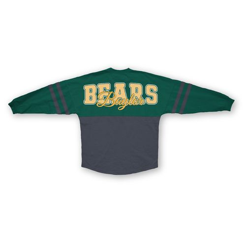 Three Squared Juniors' Baylor University Varsity Script Logo