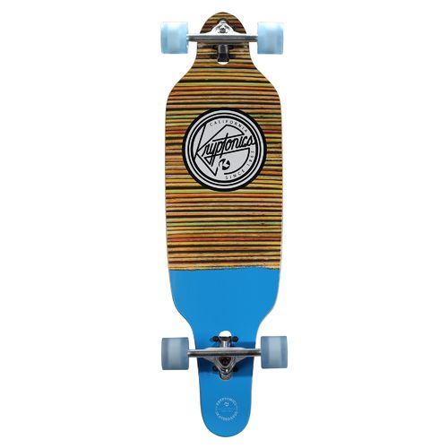 "Kryptonics 37"" Drop-Through Longboard"