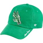 '47 Women's University of North Texas Sparkle Clean Up Cap