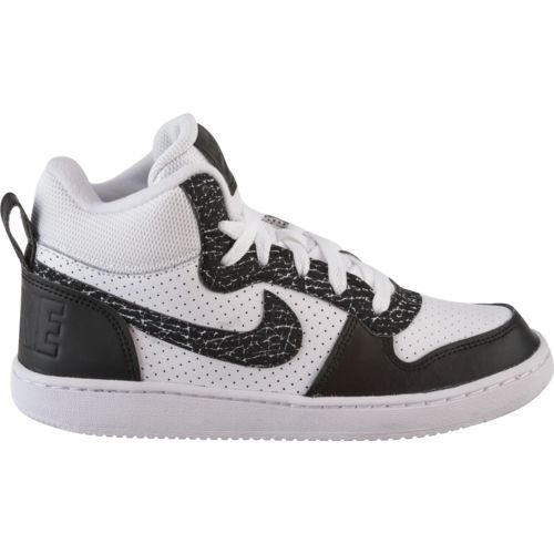 Nike™ Girls' Recreation Mid Basketball Shoes