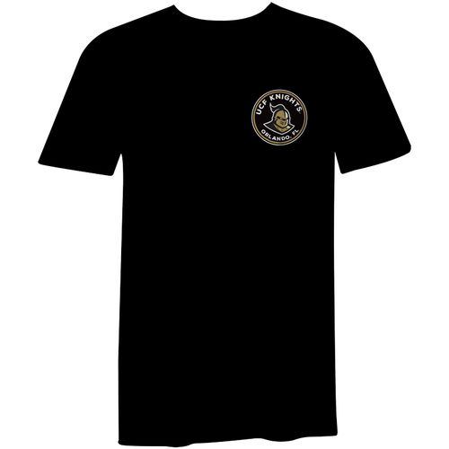 Image One Men's University of Central Florida Rounds Comfort Color Short Sleeve T-shirt - view number 2