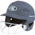 Rawlings Women's Crackle Softball Helmet with Face Mask - view number 1