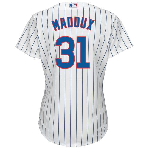 Majestic Women's Chicago Cubs Greg Maddux #31 Cool