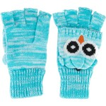 Magellan Outdoors™ Girls' Owl Critter Gloves