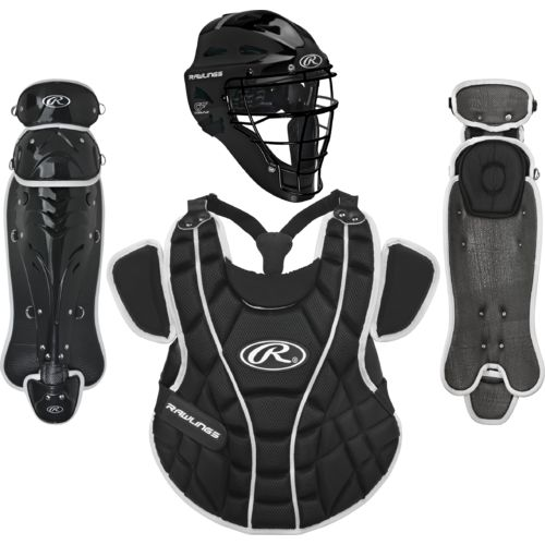 Softball Catcher's Equipment