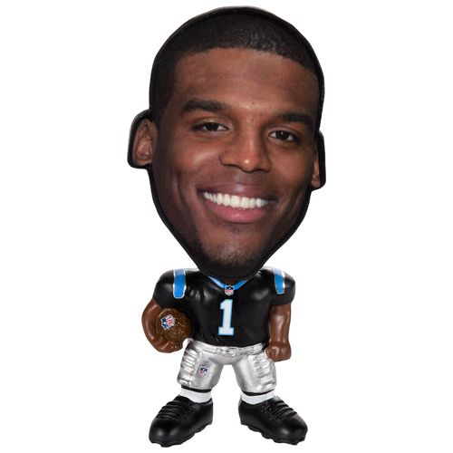 Forever Collectibles™ Carolina Panthers Cam Newton #1 Flathlete Figurine