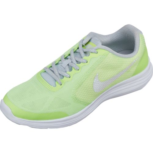 Nike Girls' Revolution 3 SE GS Running Shoes - view number 2