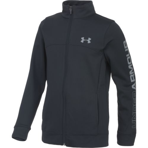 Display product reviews for Under Armour Boys' Pennant Warm-Up Jacket