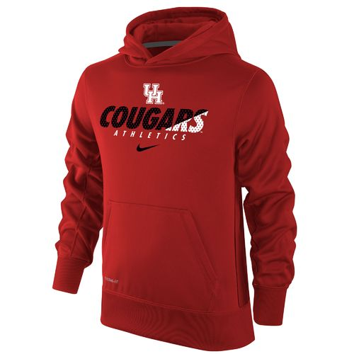 Nike Boys' University of Houston Therma-FIT KO Hoodie