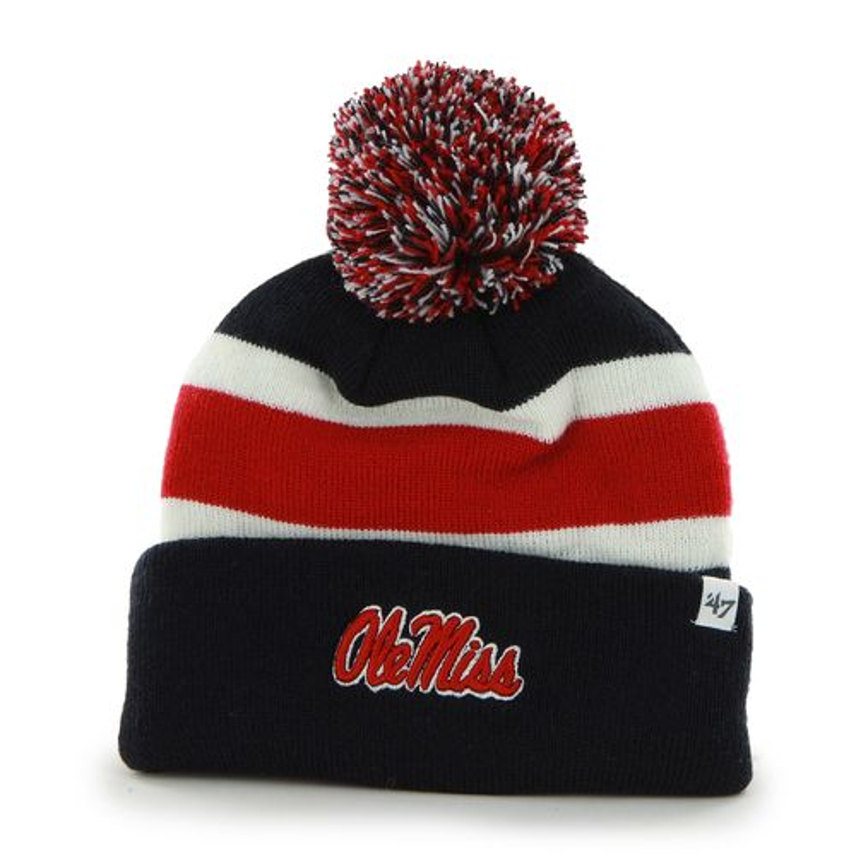 '47 University of Mississippi Breakaway Cuff Knit Beanie