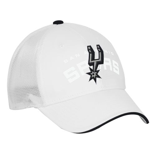adidas™ Men's San Antonio Spurs Structured Flex Cap
