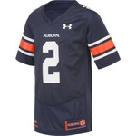 Under Armour™ Boys' University of Auburn #2 Replica Football Jersey