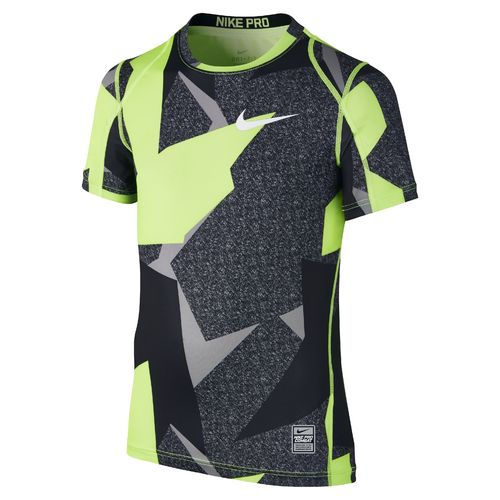 Nike Boys' Fitted Short Sleeve Top - view number 1