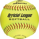 Worth Recreational 12 in Women's Slow-Pitch Softballs - view number 1