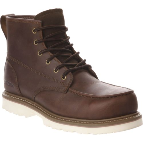 Brazos Men's Wyatt Lace-Up Composite Toe Work Boots - view number 2