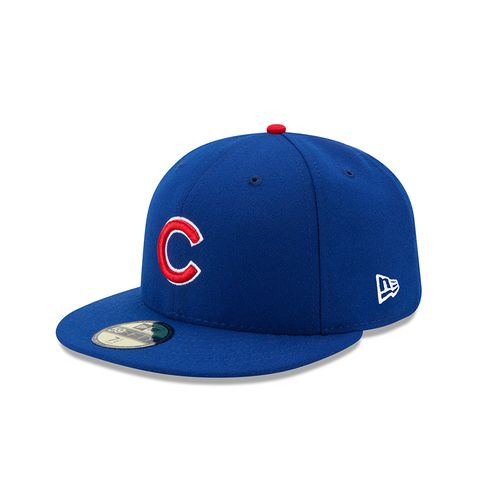 New Era Men's Chicago Cubs 59Fifty 2016 World Series Champions Patch Cap