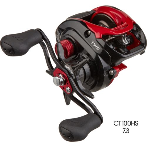 Daiwa Tatula CT Type-R Baitcast Reel Right-handed