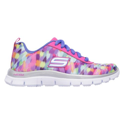 SKECHERS Girls' Skech Appeal Color Daze Training Shoes