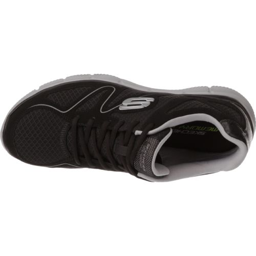 SKECHERS Men's Satisfaction Flash Point Training Shoes - view number 4