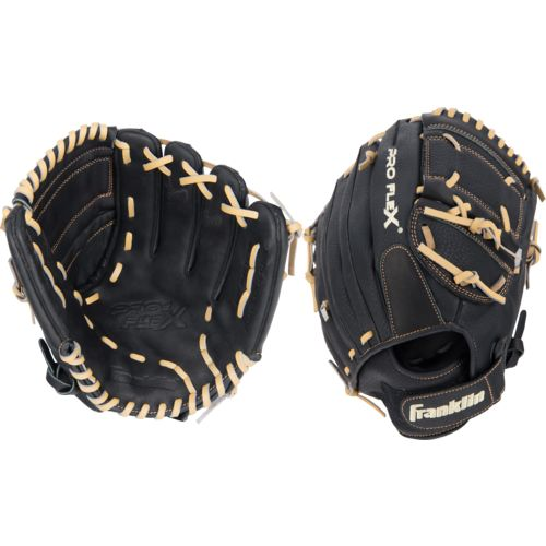 "Franklin Adults' Pro Flex Hybrid Series 12"" Baseball"