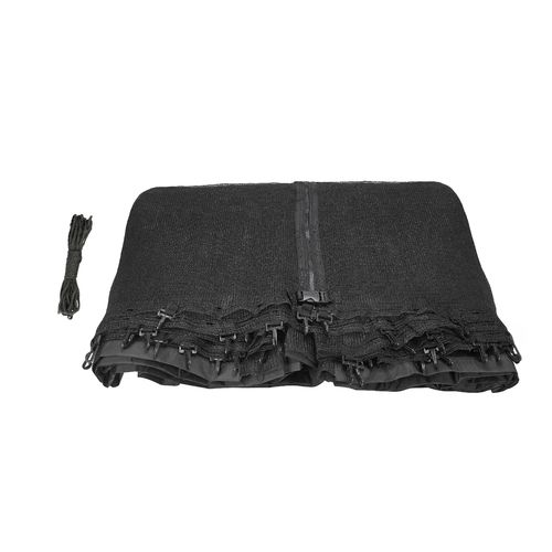 Upper Bounce® Trampoline Replacement Enclosure Net for 11' Round Frames - view number 3